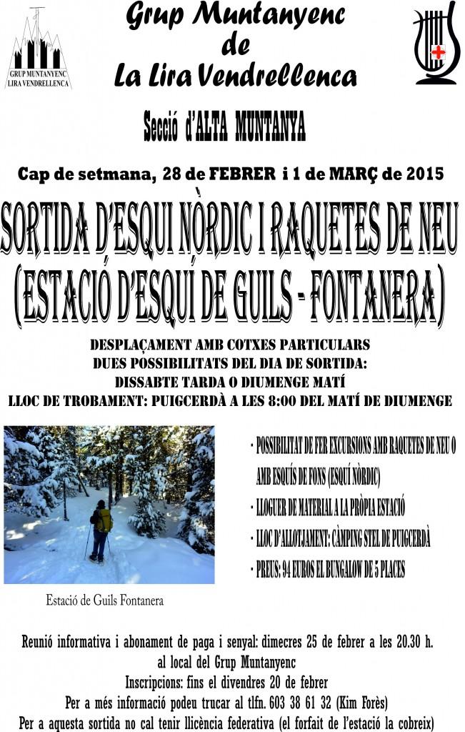 2015_02_28_Cartell_Sortida_Esqui_Nordic
