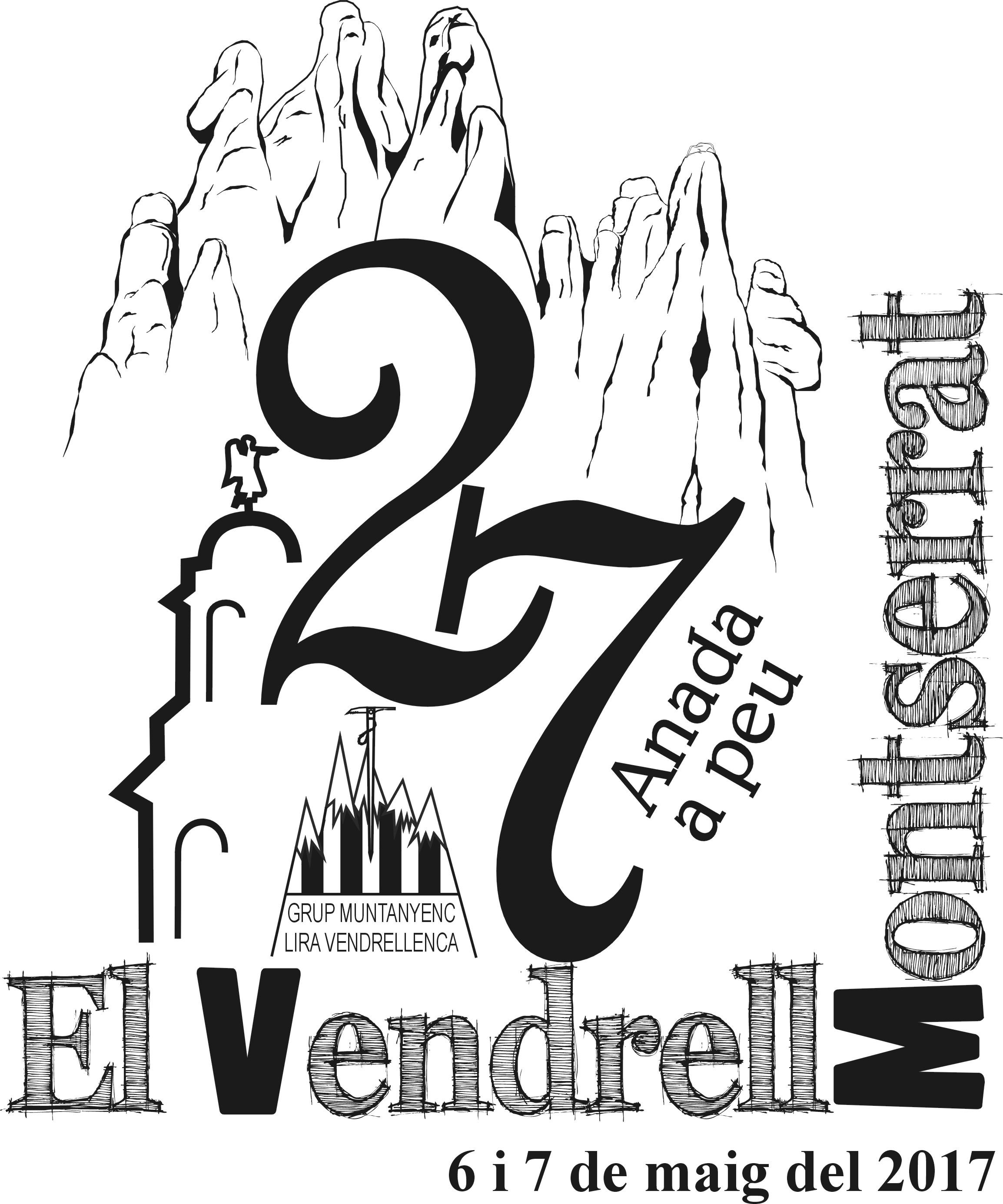 Logo 27a Anada a Montserrat 2017
